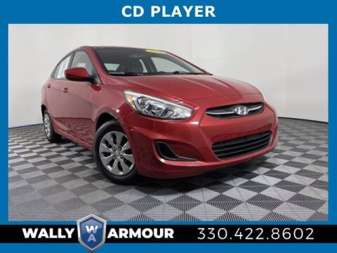 2016 Hyundai Accent for sale at Wally Armour Chrysler Dodge Jeep Ram in Alliance OH