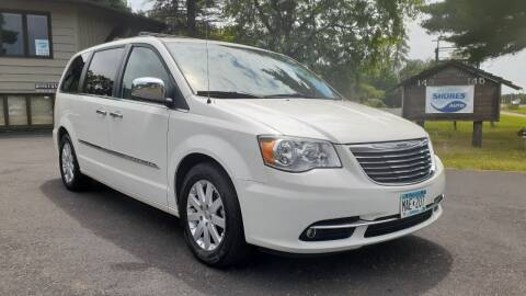2011 Chrysler Town and Country for sale at Shores Auto in Lakeland Shores MN
