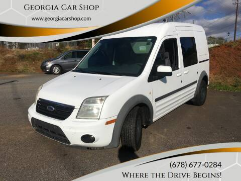 2012 Ford Transit Connect for sale at Georgia Car Shop in Marietta GA