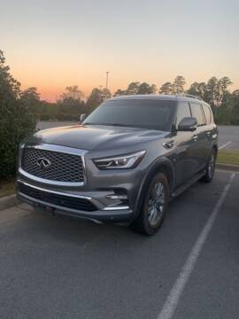 2018 Infiniti QX80 for sale at The Car Guy powered by Landers CDJR in Little Rock AR