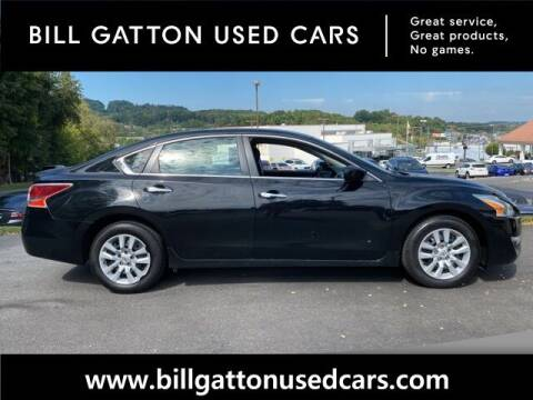 2013 Nissan Altima for sale at Bill Gatton Used Cars in Johnson City TN
