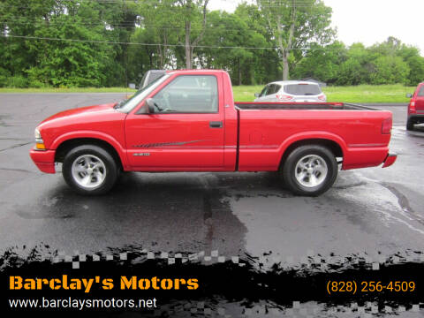 1999 Chevrolet S-10 for sale at Barclay's Motors in Conover NC