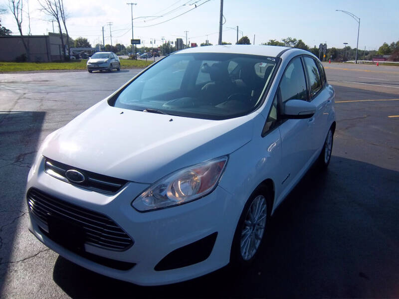 2015 Ford C-MAX Hybrid for sale at Brian's Sales and Service in Rochester NY