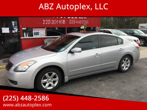 2007 Nissan Altima for sale at ABZ Autoplex, LLC in Baton Rouge LA
