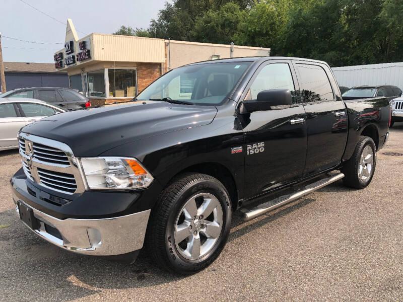 2013 RAM Ram Pickup 1500 for sale at SKY AUTO SALES in Detroit MI