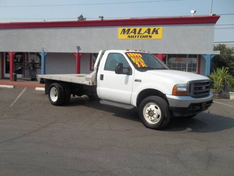 2001 Ford F-450 Super Duty for sale at Atayas Motors INC #1 in Sacramento CA