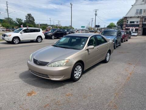 2005 Toyota Camry for sale at Kelly & Kelly Auto Sales in Fayetteville NC