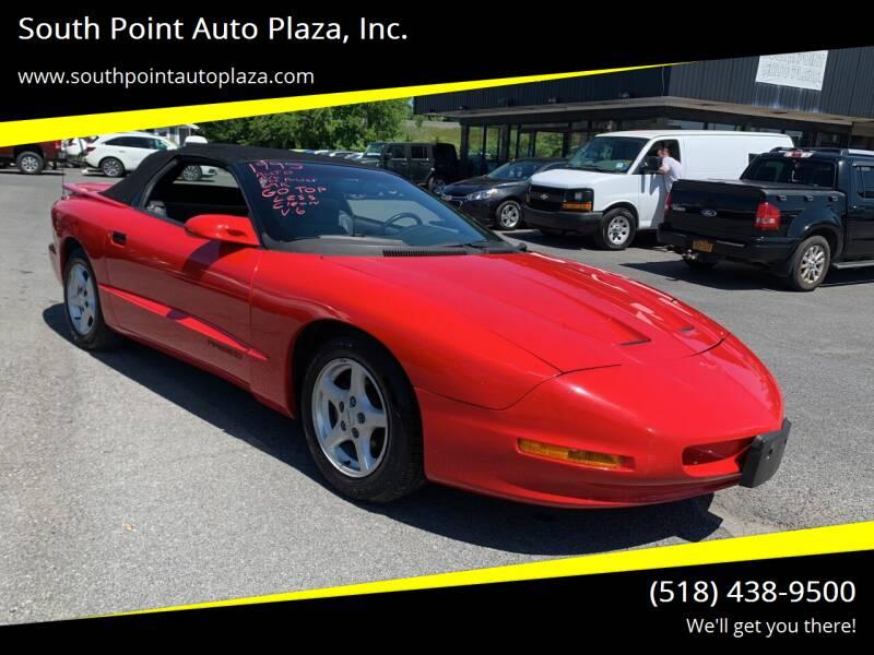 1995 Pontiac Firebird for sale at South Point Auto Plaza, Inc. in Albany NY