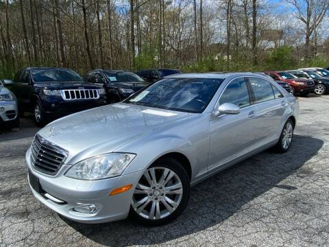 2009 Mercedes-Benz S-Class for sale at Car Online in Roswell GA