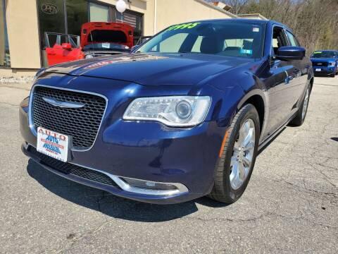 2016 Chrysler 300 for sale at Auto Wholesalers Of Hooksett in Hooksett NH