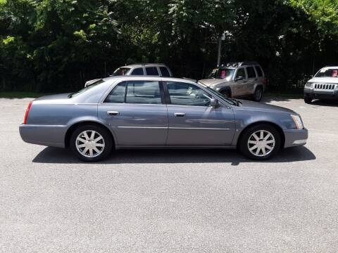 2007 Cadillac DTS for sale at Riverview Auto's, LLC in Manchester OH