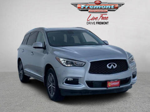2017 Infiniti QX60 for sale at Rocky Mountain Commercial Trucks in Casper WY