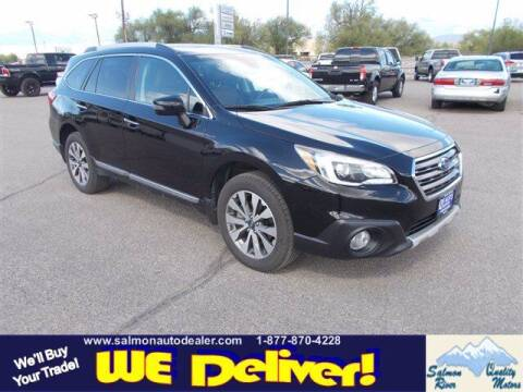 2017 Subaru Outback for sale at QUALITY MOTORS in Salmon ID