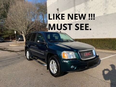 2006 GMC Envoy for sale at Select Auto in Smithtown NY