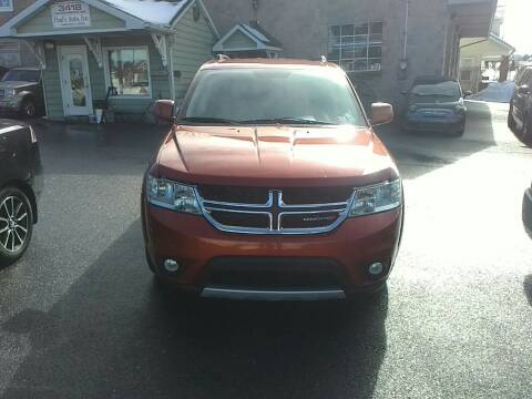 2014 Dodge Journey for sale at Paul's Auto Inc in Bethlehem PA