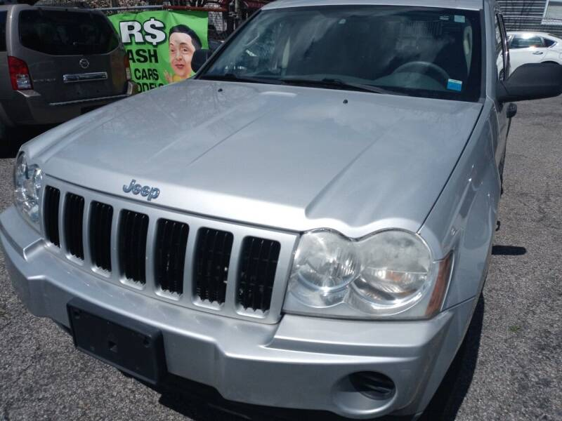 2006 Jeep Grand Cherokee for sale at International Auto Sales Inc in Staten Island NY
