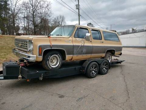 1975 Chevrolet Suburban for sale at OVE Car Trader Corp in Tampa FL