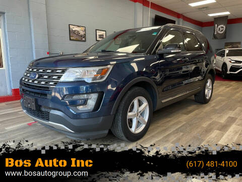 2016 Ford Explorer for sale at Bos Auto Inc in Quincy MA