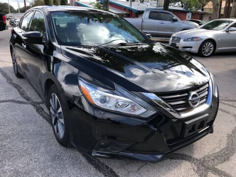 2017 Nissan Altima for sale at PRESTIGE AUTOPLEX LLC in Austin TX