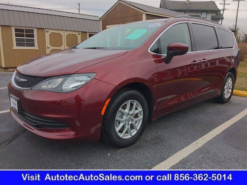 2020 Chrysler Voyager for sale at Autotec Auto Sales in Vineland NJ