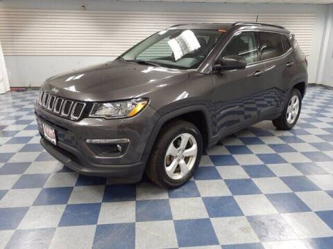 2018 Jeep Compass for sale at Mirak Hyundai in Arlington MA