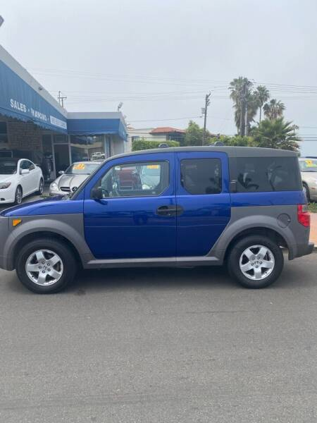 2005 Honda Element for sale in San Clemente, CA