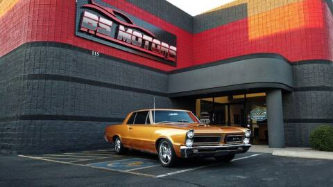 1965 Pontiac GTO for sale at B5 Motors in Gilbert AZ