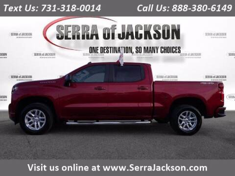 2020 Chevrolet Silverado 1500 for sale at Serra Of Jackson in Jackson TN