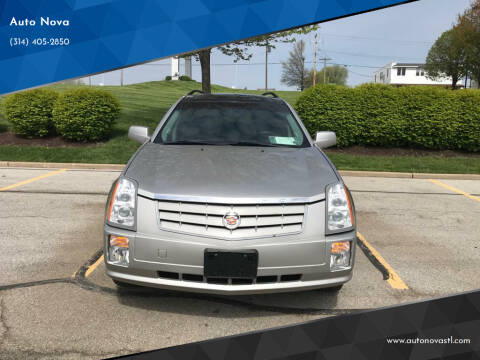 2008 Cadillac SRX for sale at Auto Nova in St Louis MO