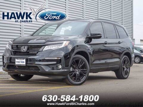 2020 Honda Pilot for sale at Hawk Ford of St. Charles in Saint Charles IL
