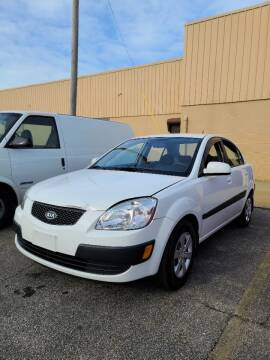2009 Kia Rio for sale at Brian's Direct Detail Sales & Service LLC. in Brook Park OH