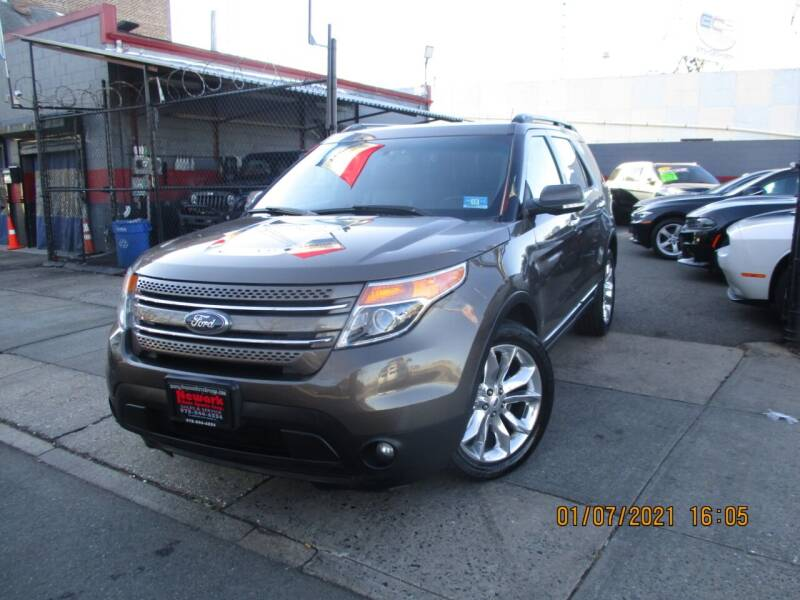 2015 Ford Explorer for sale at Newark Auto Sports Co. in Newark NJ