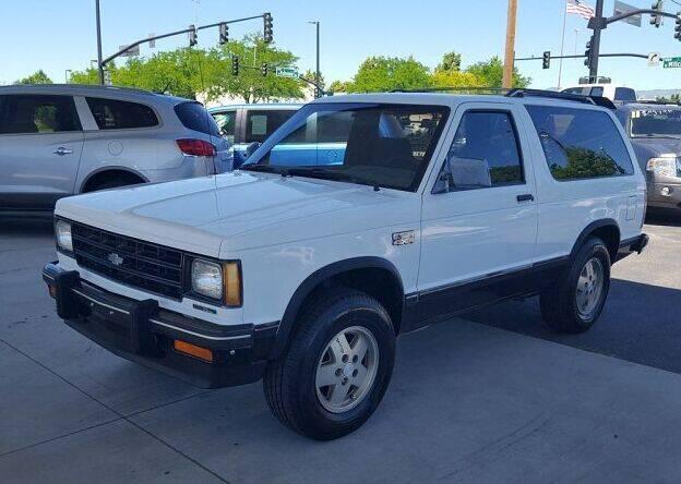 1986 Chevrolet S-10 Blazer for sale in Boise, ID