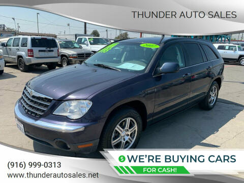 2007 Chrysler Pacifica for sale at Thunder Auto Sales in Sacramento CA
