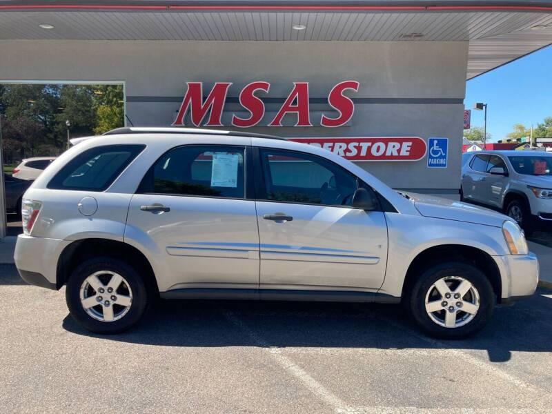 2008 Chevrolet Equinox for sale at MSAS AUTO SALES in Grand Island NE