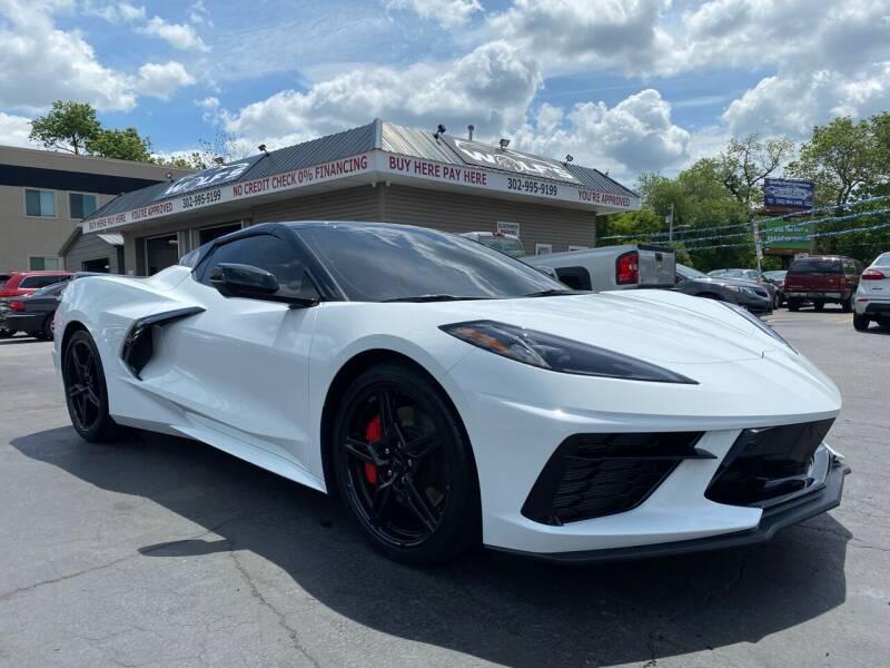 2021 Chevrolet Corvette for sale at WOLF'S ELITE AUTOS in Wilmington DE