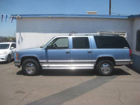 1994 Chevrolet Suburban for sale at Town and Country Motors - 1702 East Van Buren Street in Phoenix AZ