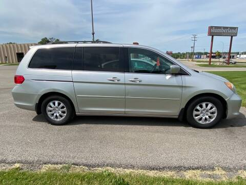 2008 Honda Odyssey for sale at C & I Auto Sales in Rochester MN