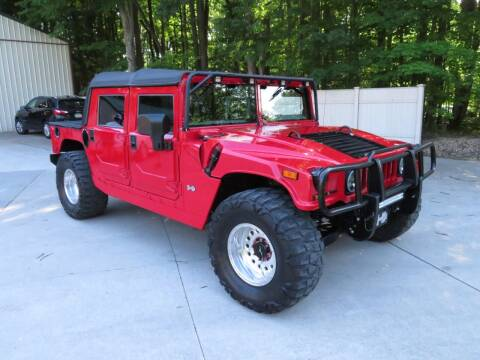 2002 HUMMER H1 for sale at Advantage Auto Sales in Johnstown PA