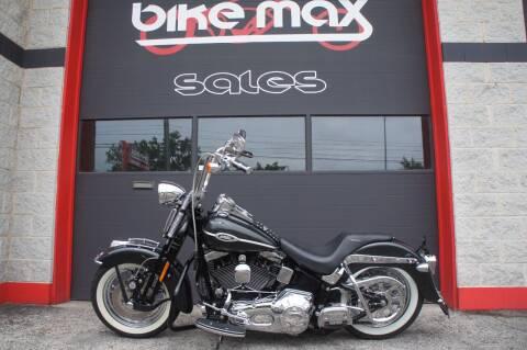 2006 Harley-Davidson Heritage Springer Softail for sale at BIKEMAX, LLC in Palos Hills IL