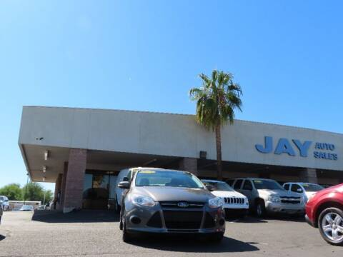 2014 Ford Focus for sale at Jay Auto Sales in Tucson AZ