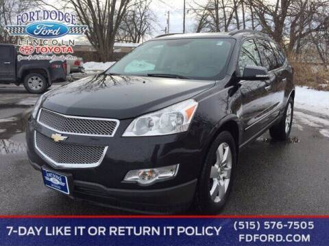 2012 Chevrolet Traverse for sale at Fort Dodge Ford Lincoln Toyota in Fort Dodge IA