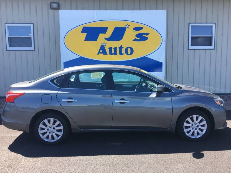 2018 Nissan Sentra for sale at TJ's Auto in Wisconsin Rapids WI