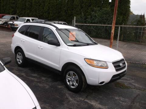 2009 Hyundai Santa Fe for sale at M & N CARRAL in Osceola IN