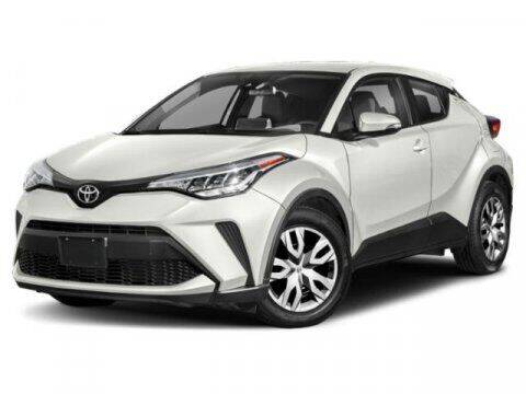 2021 Toyota C-HR for sale at BEAMAN TOYOTA in Nashville TN
