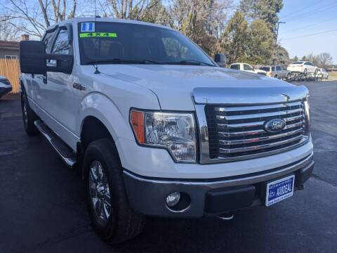 2011 Ford F-150 for sale at GREAT DEALS ON WHEELS in Michigan City IN