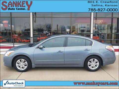 2012 Nissan Altima for sale at Sankey Auto Center, Inc in Salina KS