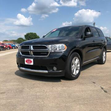 2011 Dodge Durango for sale at UNITED AUTO INC in South Sioux City NE