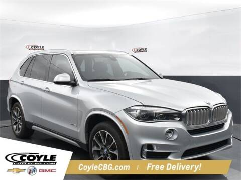 2018 BMW X5 for sale at COYLE GM - COYLE NISSAN - New Inventory in Clarksville IN