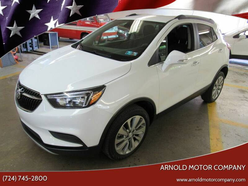 2017 Buick Encore for sale at Arnold Motor Company in Houston PA